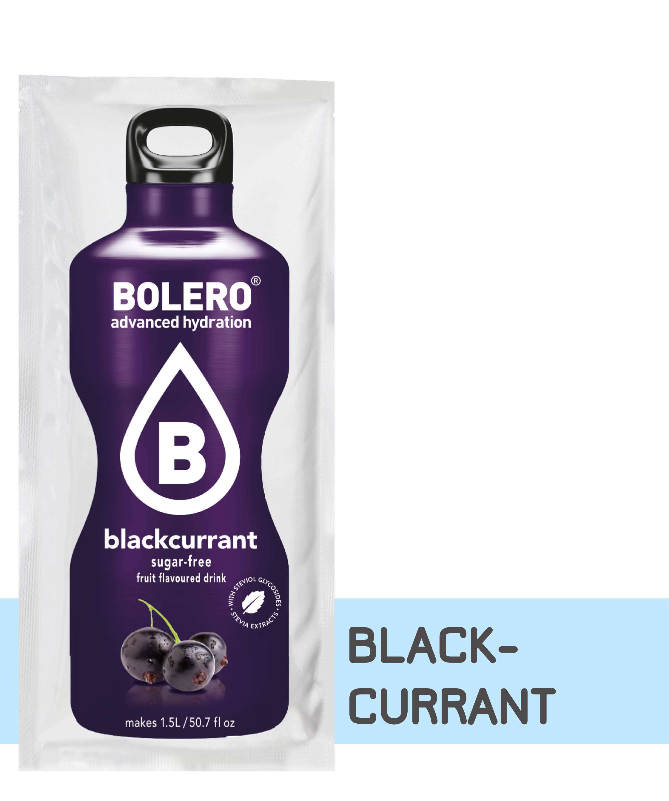 SACHET BLACKCURRANT