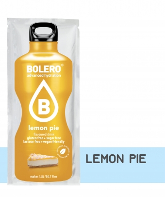 SACHET LEMON PIE