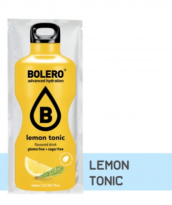 SACHET LEMON TONIC