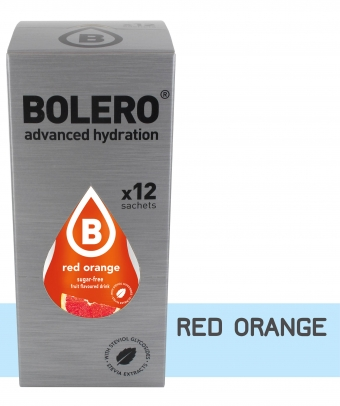 BOÎTE RED ORANGE